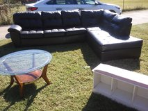 2 Piece Sectional in Clarksville, Tennessee