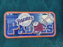 Padre Sign in 29 Palms, California