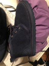 mens uggs navy blue in Bolingbrook, Illinois