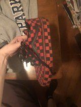 limited edition black and red checkered vans in Westmont, Illinois