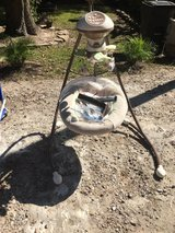 Baby swing in Spring, Texas