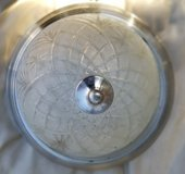 Inside Ceiling Light in Yucca Valley, California