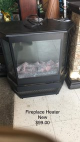Heater Fireplace (Electric) (New) in Fort Leonard Wood, Missouri
