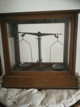 Antique Pharmacy Balance Scale in Stuttgart, GE