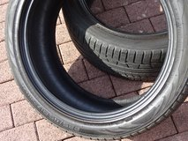 2 tyres 225/45R17 Allweather by Nokian 4mm tread on in Ramstein, Germany