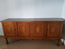 Buffet cabinet wooden in Ramstein, Germany