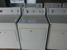 Great condition Gas and Electric Dryers in Camp Pendleton, California