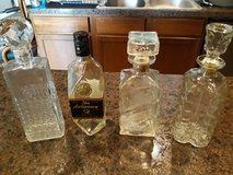 Lot of Decanters in Conroe, Texas