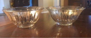 2 Decorative Bowls in Joliet, Illinois