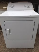 Whirlpool Electric Dryer in Alamogordo, New Mexico