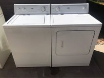 Estate by Whirlpool washer and electric dryer set in Alamogordo, New Mexico