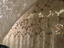 Heavy Lace Tablecloth in Naperville, Illinois