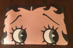Betty Boop Cosmetic Bag in Naperville, Illinois