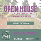 OPEN HOUSE- SUNDAY 10/20, from 11AM-1PM in Fort Lewis, Washington