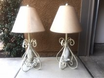 Lamps in Miramar, California
