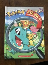 Pokemon Look & Find Book in Chicago, Illinois