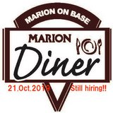 Marion Diner Restaurant (Kinser base) in Okinawa, Japan