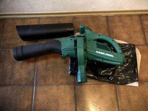 220v Black and Decker Leaf Blower with Attachments in Ramstein, Germany