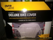 BNIB Deluxe 3 Bike Cover in Ramstein, Germany
