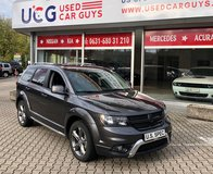2017 Dodge Journey Crossroad (third row) in Spangdahlem, Germany