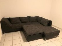 L-Shape Couch in Ramstein, Germany