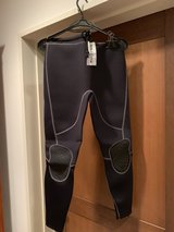 Hele i Waho 2mm Men's Long Scuba Pants Size M in Okinawa, Japan