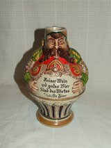 Vintage German Figural Stein by Gerz in Bolingbrook, Illinois