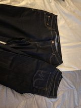 2 pair jeans from Maurices. in Sandwich, Illinois