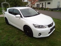 2011 Lexus CT 200h Hybrid / Leather / Navi / Automatic in Spangdahlem, Germany