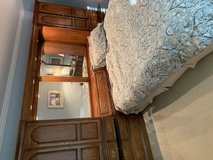 King bed wall ynit in Naperville, Illinois