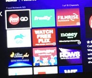 Roku streaming stick + in Clarksville, Tennessee