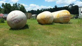 used fiberglass fuel tanks in Houston, Texas
