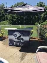 Outdoor bar table in Clarksville, Tennessee