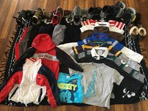 5T boys clothes & shoes lot in Fort Leonard Wood, Missouri