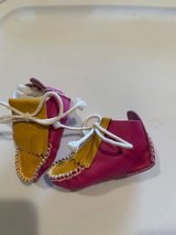 Baby Leather Moccasins in Alamogordo, New Mexico
