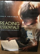Reading Essentials by Regie Routman in Naperville, Illinois