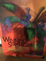 Winning Strategies for Classroom Management by Cummings, Carol Bradford in Chicago, Illinois