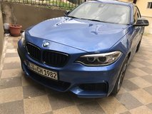 BMW M235i. 2015/406 HP Performans in Ramstein, Germany