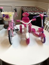 Bikes for 18in Dolls in Clarksville, Tennessee