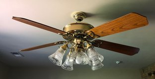 "Casablanca 54"" Ceiling Fan in Joliet, Illinois"