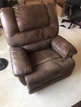 like new Brown Recliner Chair in Chicago, Illinois
