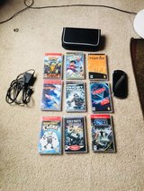 PSP 3001 with Games in Joliet, Illinois