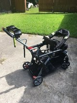2 seat stroller in Spring, Texas