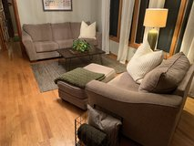 Couch and Oversized Chair in Joliet, Illinois