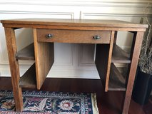 Desk-Arts and Crafts Solid Oak Mission Style in Joliet, Illinois