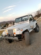 1989 Jeep Wrangler YJ in Camp Pendleton, California