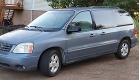 2005 Ford Freestar Minivan in Fort Campbell, Kentucky