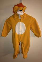 Lion Costume for Infant 12 Months in Clarksville, Tennessee