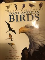 ENCYCLOPEDIA OF NORTH AMERICAN BIRDS in Fort Benning, Georgia