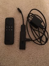 Amazon Fire Stick with remote in Camp Lejeune, North Carolina